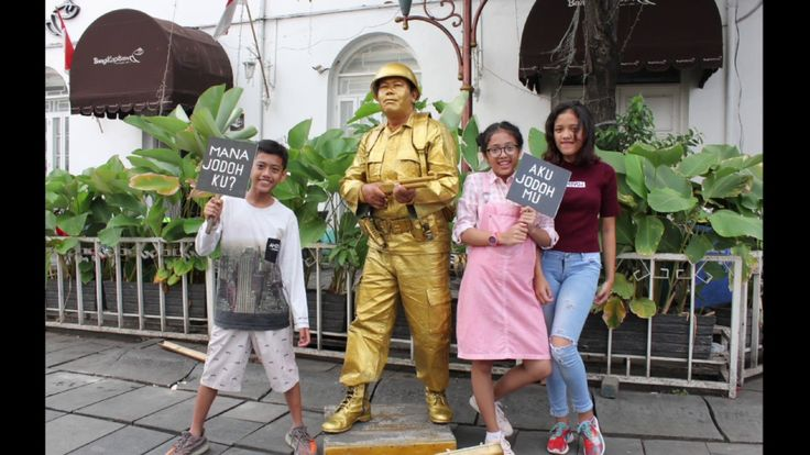 SEVA #Vlog Jalan-Jalan Kota Tua