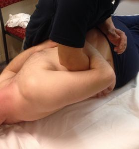 piriformis syndrome, spinal manipulation, back pain