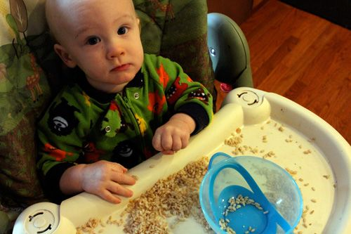 My 10 Month Old's 10 Favorite Finger Foods | Babble