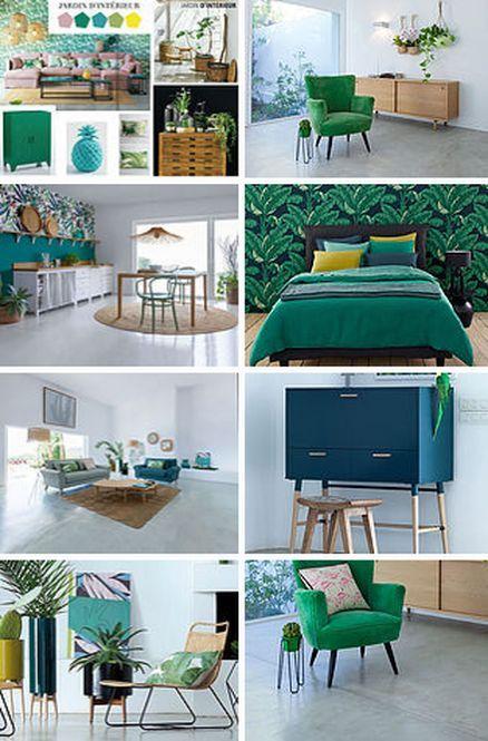 Les 25 meilleures id es de la cat gorie chambres tropicales sur pinterest d cor de chambre - Deco chambre exotique ...