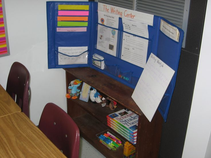 Tips for setting up stations/centers for each subject area