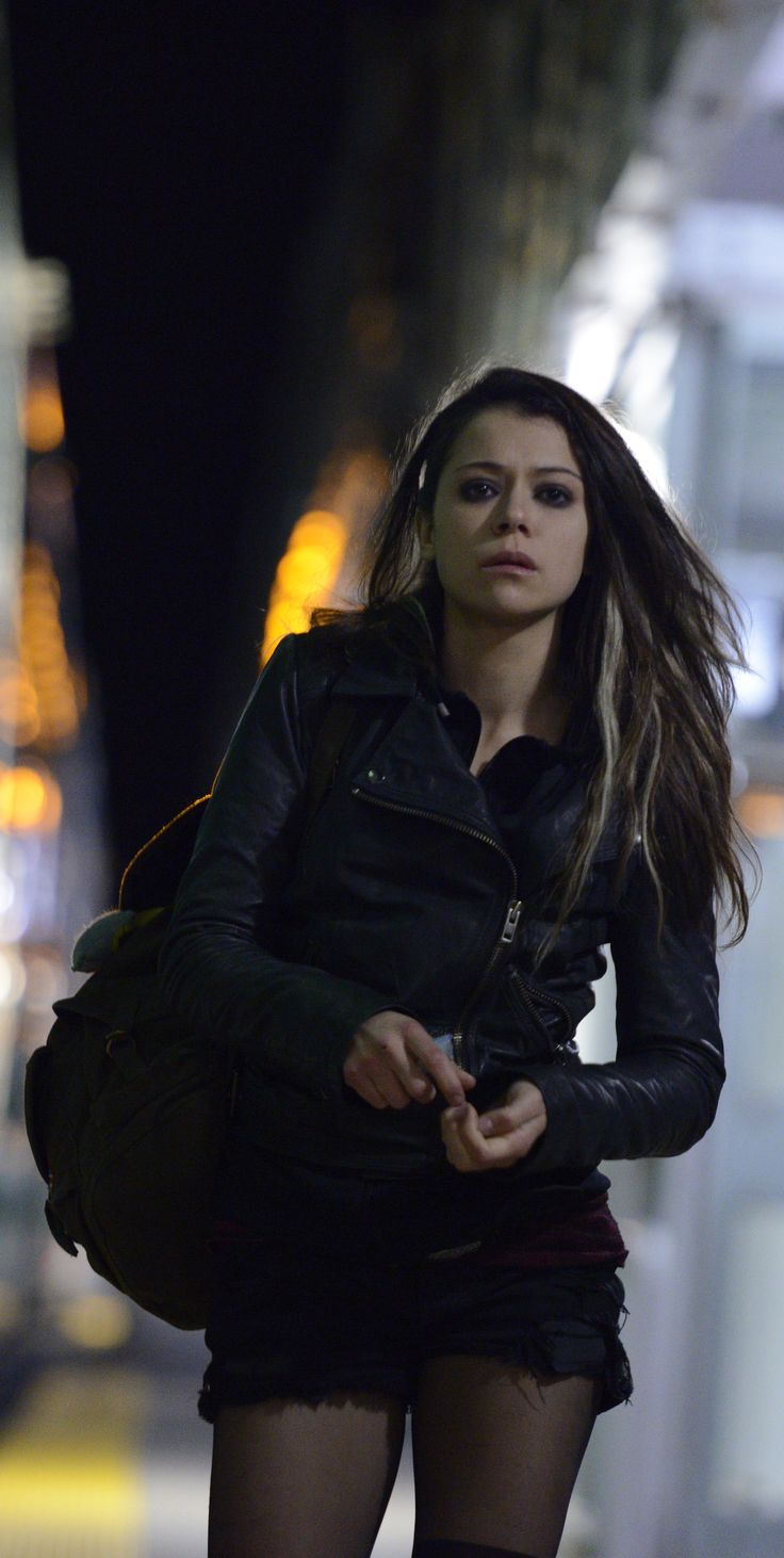 Love this show! Have you heard of BBC America's Orphan Black? We have four reasons why you need to get into it IMMEDIATELY.
