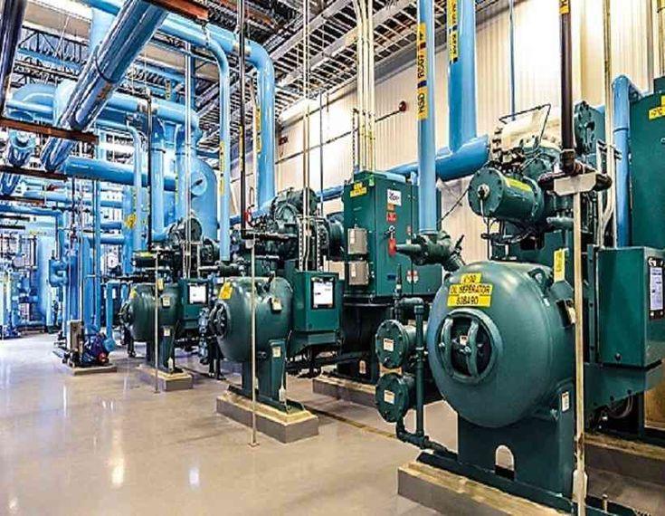 Industrial Refrigeration Systems Market Industrial Marketing