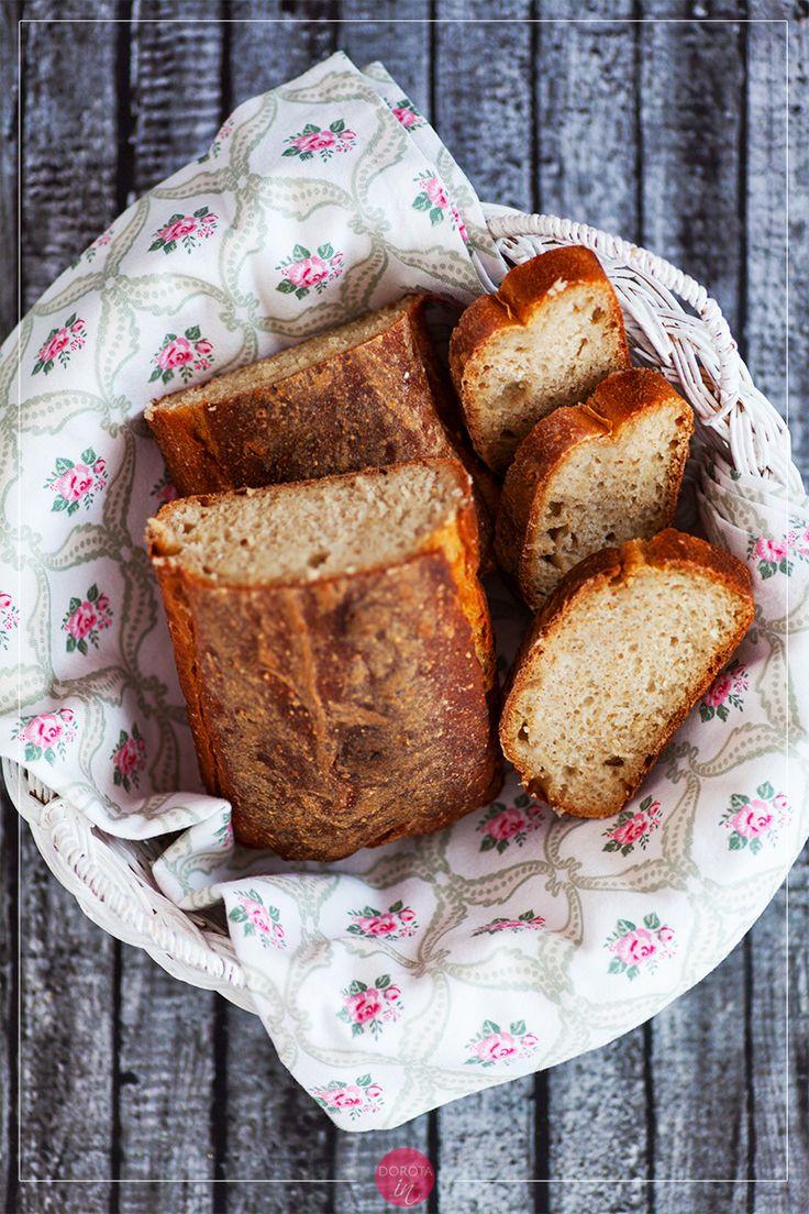 Chleb orkiszowy na zakwasie lub na drożdżach - jak kto woli, oba warianty pyszne :). #bread #homemade #baking #wypieki #pieczywo