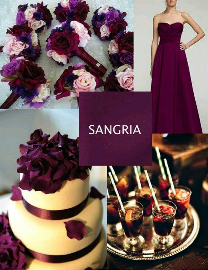 sangria wedding ideas pinterest sangria wedding and weddings. Black Bedroom Furniture Sets. Home Design Ideas