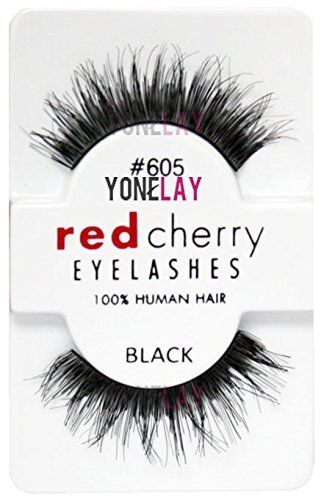 Red Cherry Eyelashes #605 (Pack of 3) Red Cherry http://www.amazon.com/dp/B015QELQFM/ref=cm_sw_r_pi_dp_5Xpmwb09VVQMH