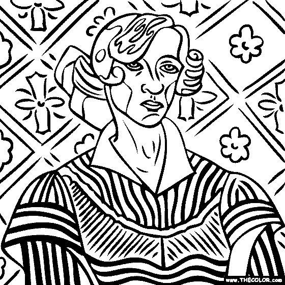 705 best images about Kunstkleurplaten