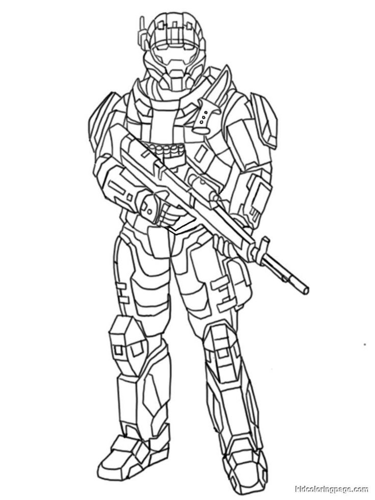 colouring pages halo spartan coloring pages superhero helmet