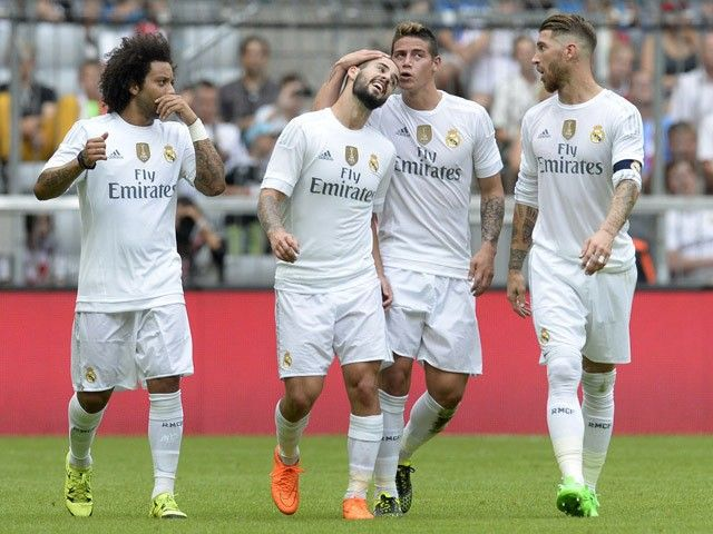 Real Madrid's Marcelo rejects defensive talk #Champions_League #Real_Madrid #Football