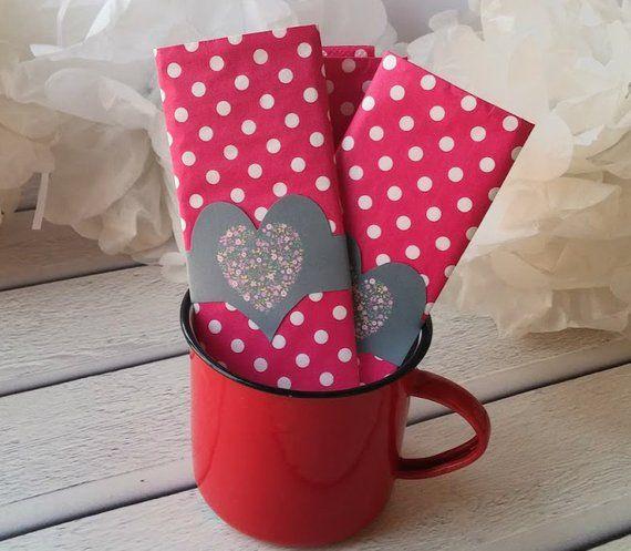 Chalkboard Napkin Rings-napkin holder-napkin wraps-personalized napkins-printable Napkin holder-downloadable-valentine-INSTANT DOWNLOAD
