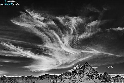 Monviso - Nuvole nel vento | Flickr – Condivisione di foto!