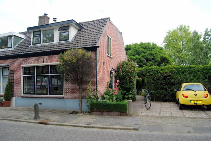 Our House-Sit Langerak Utrecht Netherlands 2011