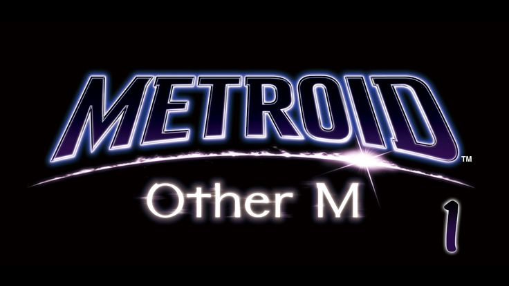Let's Play Metroid Other M #1: Learning The Ropes!