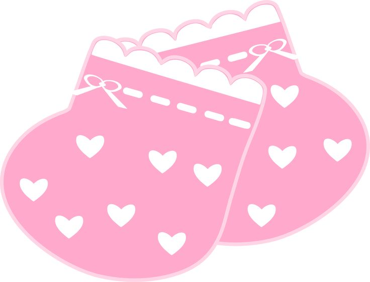 Free clipart, transparent background, png 300 dpi, pink baby girl booties. Perfect for scrapbooking, card making, printable. Copyright free.
