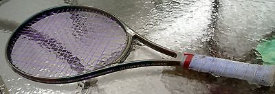Prince CTS Synergy DB 26 Oversize Tennis Racquet,4 1/2 Grip