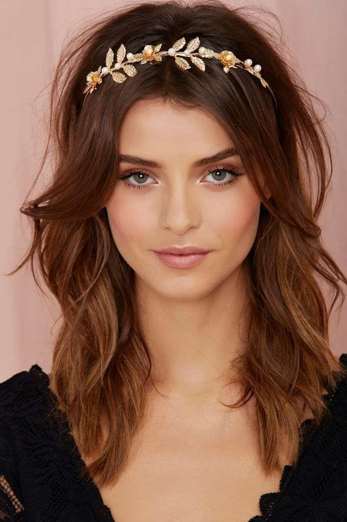 Best 25+ Flower headband hairstyles ideas on Pinterest ... - photo #14