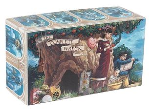 A Series of Unfortunate Events Boxed Set: The Complete Wreck (1-13) | kinda really REALLY want this