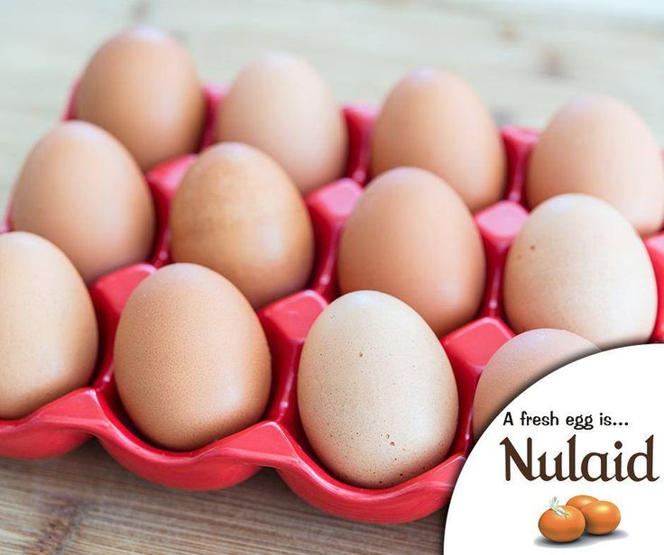 #WellnessWednesday: Eggs contain vitamins and minerals that are needed for the regular functioning of cells, including the brain, nervous system, memory and the metabolism. #Nulaid