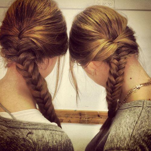 genç kız okul saç modelleri ve yapılışları ile ilgili görsel sonucu