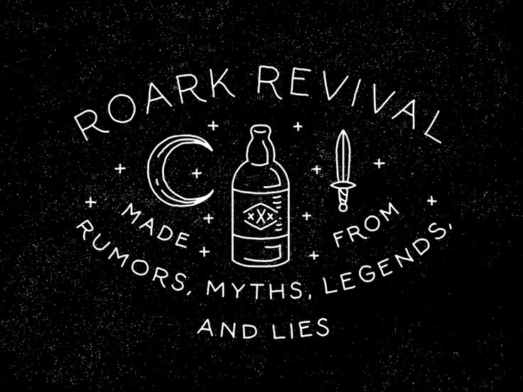 I had the pleasure of working on some illustrations for Roark Revival's upcoming 2015 Summer Adventure...
