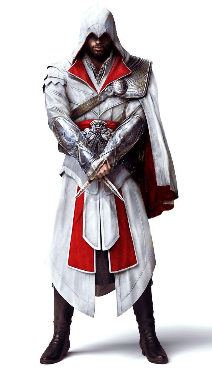 Ezio - Characters & Art - Assassin's Creed: Brotherhood