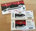 #Ticket  2 x Tickets SC Freiburg  FC Augsburg 22.10.2016 TOP Sitzplätze Block F Reihe 2 #deutschland
