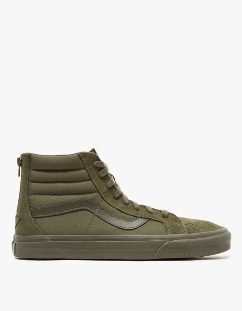 Vans Cour Mens Mid Dx Low Top Lace Up Mode Sneaker LRWLN Taille-40 1-2 aJau7cX
