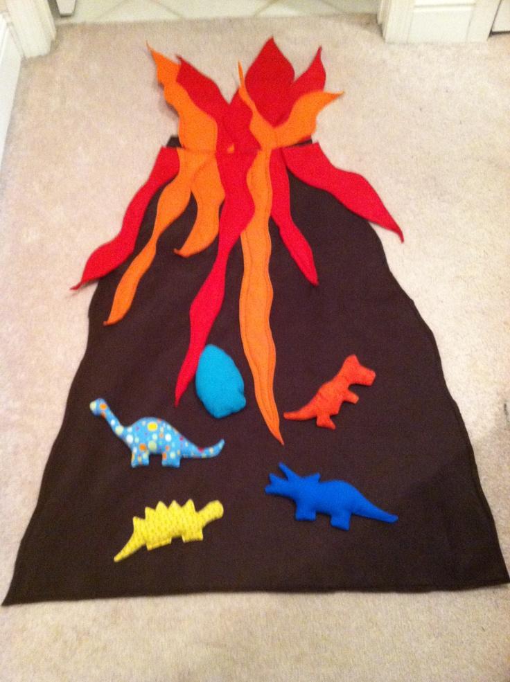 Dinosaur Bean Bag Toss Inspired By This Link Http Www