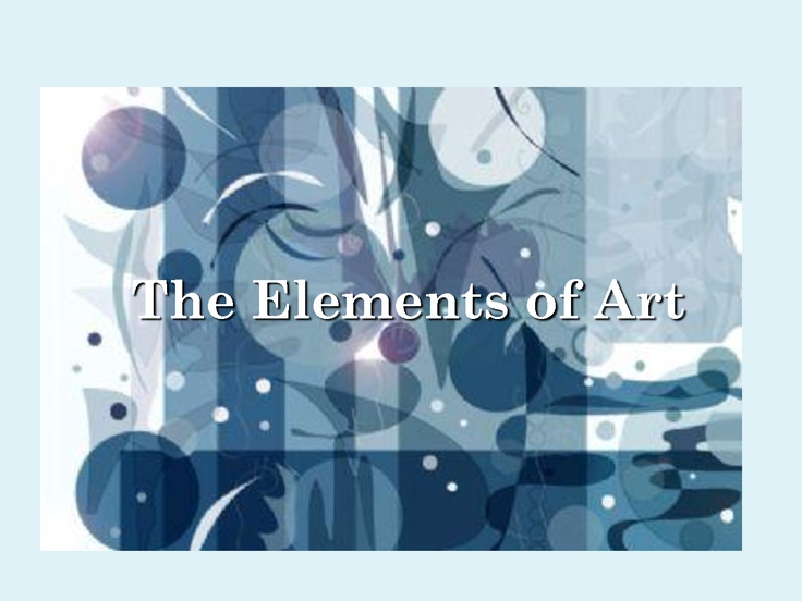 All Elements Of Art : Best images about elements of art lessons on pinterest