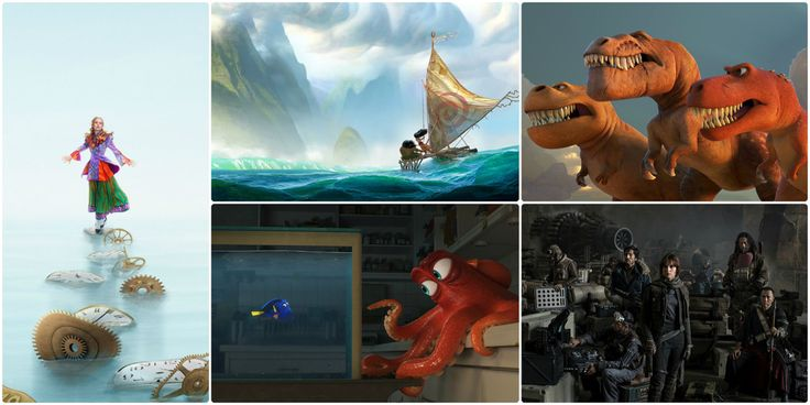 D23 Recap: 13 New Disney Movies Your Family Will Want to See
