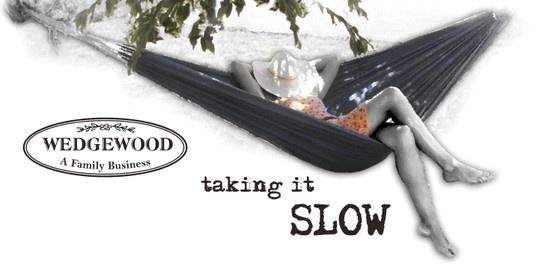 At Wedgewood Nougat, we believe in Slow Food - it just tastes better!