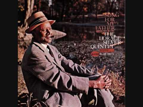 POST: Song for my Father composer, Horace Silver, dies // 2 videos, live and album version of song #jazz #horacesilver