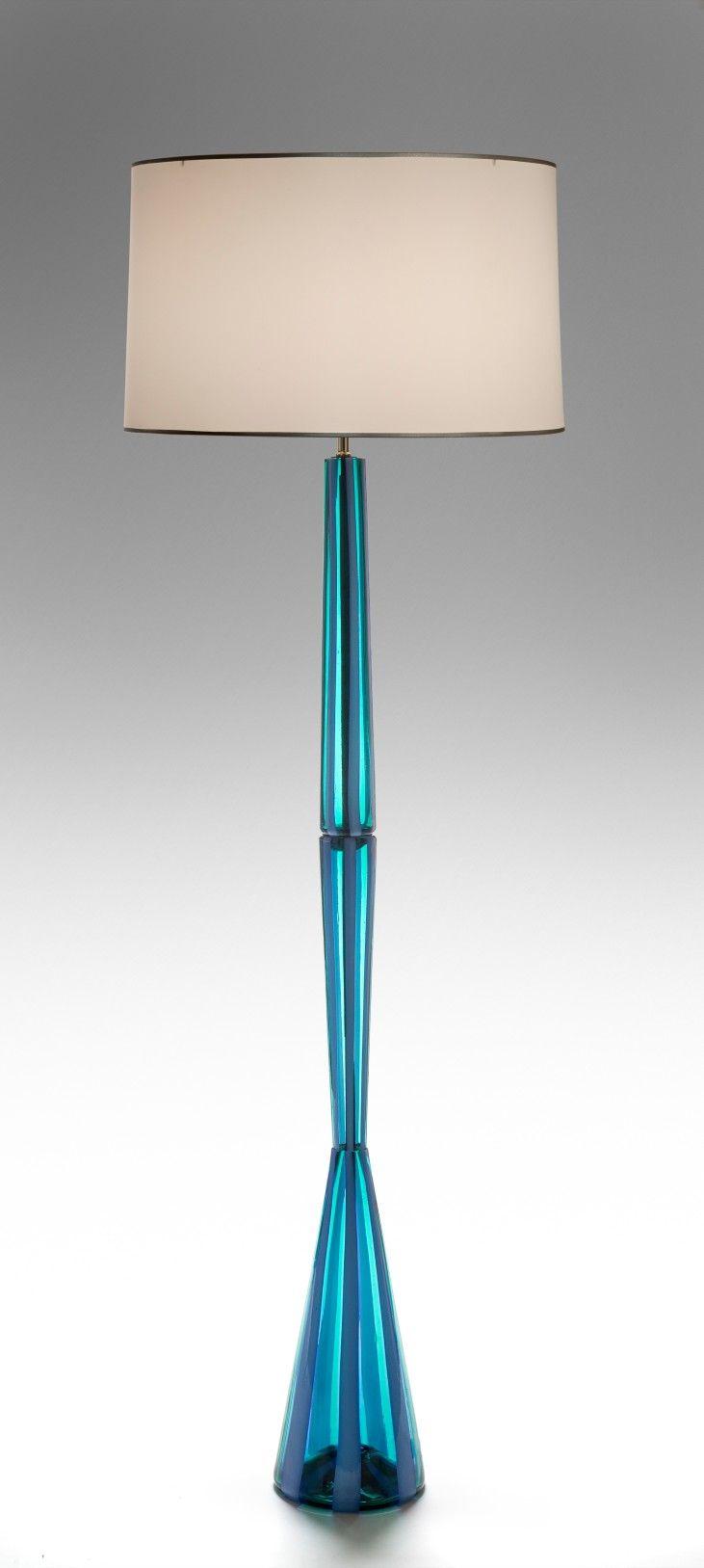 608 best lampe de parquet floor lamp images on pinterest floor fulvio bianconi for venini a rare murano glass and brass floor lamp circa 1950 mozeypictures Images