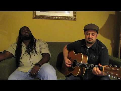 how to play redemption song on acoustic guitar