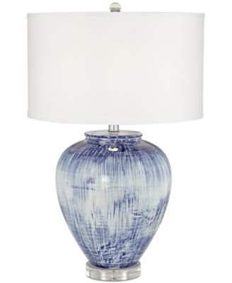 Pacific coast indie table lamp