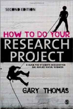 How to do your research project : a guide for students in education and applied social sciences  de Gary Thomas.   L/Bc 001 THO how    http://almena.uva.es/search~S1*spi?/thow+to+do/thow+to+do/1%2C8%2C9%2CB/frameset&FF=thow+to+do+your+research+project+a+guide+for+students+in+education+and+applied+social+sciences&1%2C1%2C