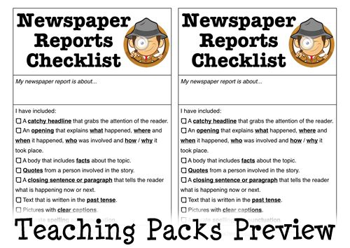 Best 25+ Newspaper report ideas on Pinterest Current news - newspaper templates for kids
