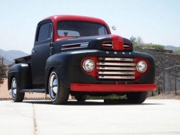 1949 Ford F-1 pickup truck