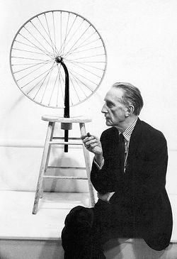 """Marcel Duchamp, arguably the most influential artist of the 20th Century!"" Any arguments?"