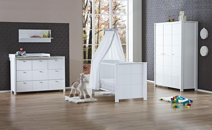 babyzimmer julia von my baby lou babyzimmer. Black Bedroom Furniture Sets. Home Design Ideas
