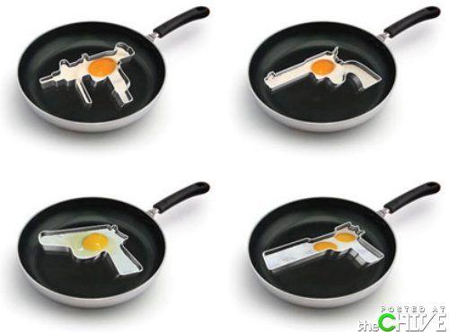 gun omelet