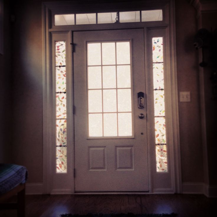French doors decor