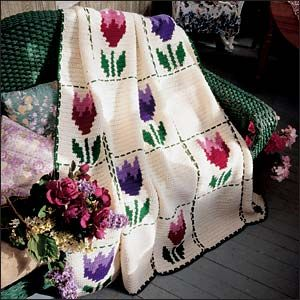17 Best images about CROCHET - TULIPS on Pinterest ...