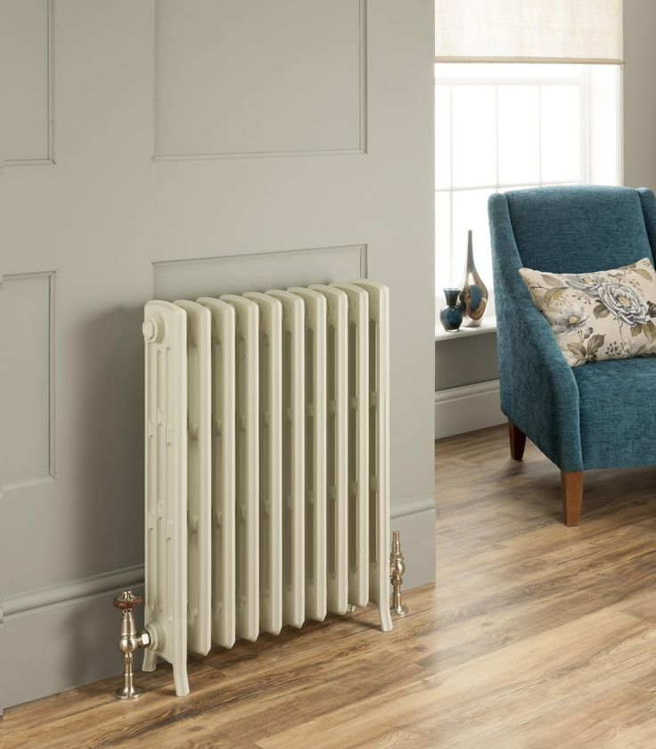 RS-L Cast Iron (Painted RAL 9001-Cream)