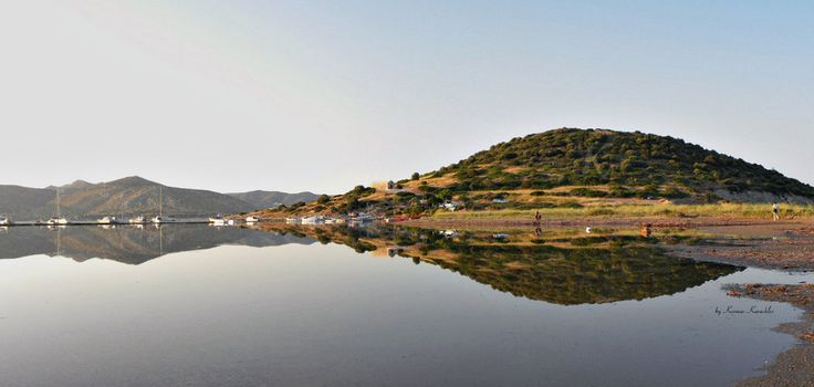 Panorama Agios Nikolaos , Anavyssos by Kosmas Karachles on 500px