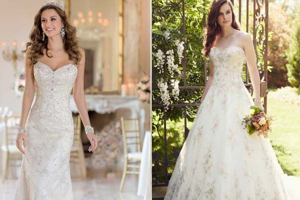 Esküvői ruha trendek 2015 | Impress Magazin |