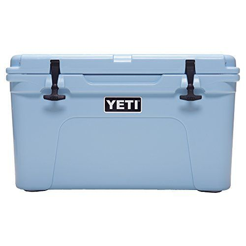 Yeti Tundra 45 Quart Cooler - Ice Blue Yeti