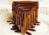 CHIPITS Dark Chocolate Truffle Brownie Cheesecake Recipe