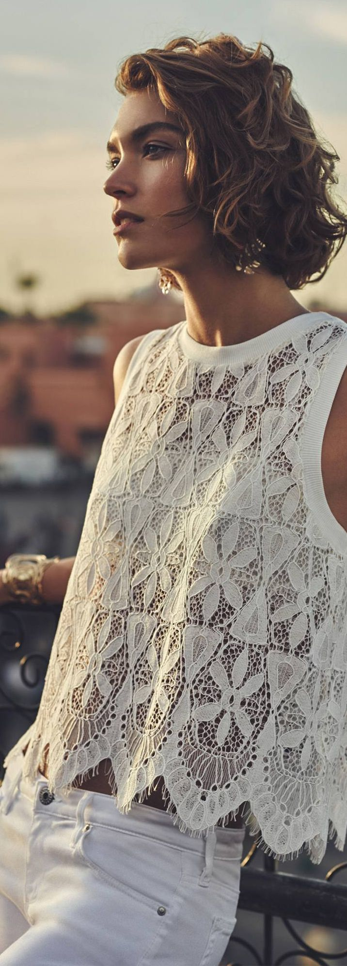 Love this Lace Top!