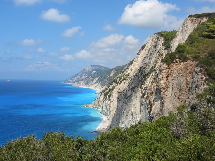 The breathtaking West coast of Lefkada, Greece. Discover Lefkada from Kathisma Bay Villas at Kathisma beach, Lefkada